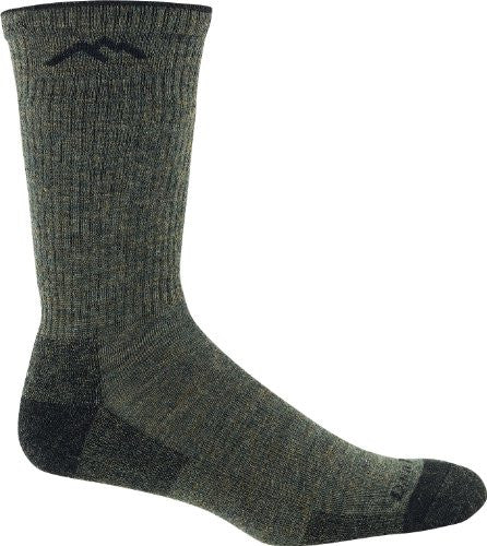 Men's Merino Boot Sock Cushion - Forest XL