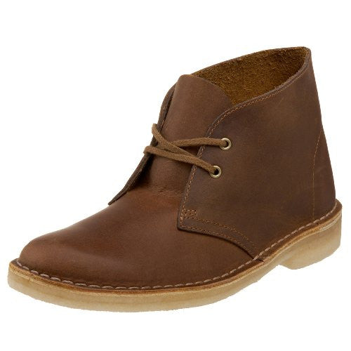 DESERT BOOT WOMENS CORE - Beeswax Leather - M 8