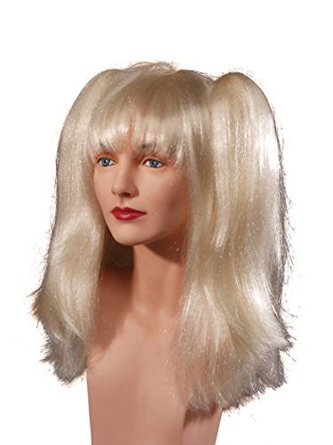 Baby Doll Pigtails Wig Blonde