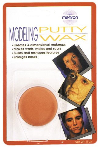 "Modeling Putty/Wax with Fixative ""A"" - Carded"