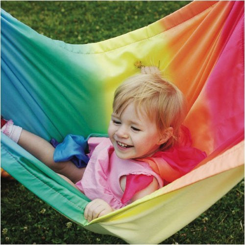 Baby Blanket (Rainbow) by Sarah's Silks