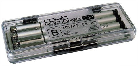 Multiliner SP 4 pc Set A