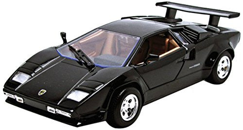 Motormax - Lamborghini Countach Hard Top (1/24 scale diecast model car, Red)