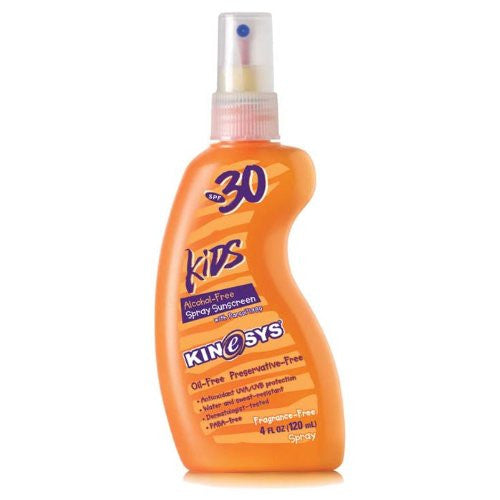 Kids SPF 30 Alcohol-Free Spray 4oz