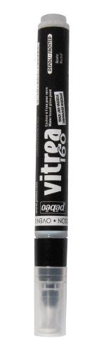 Vitrea 160 Glass Frosted Marker Neutral