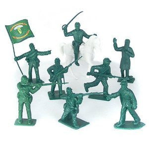 IRISH BRIGADE SOLDIER SET