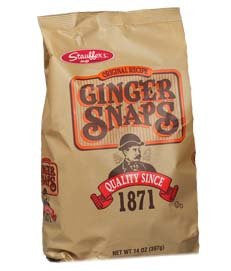 Ginger Snaps 14.0 OZ (Pack of 6)