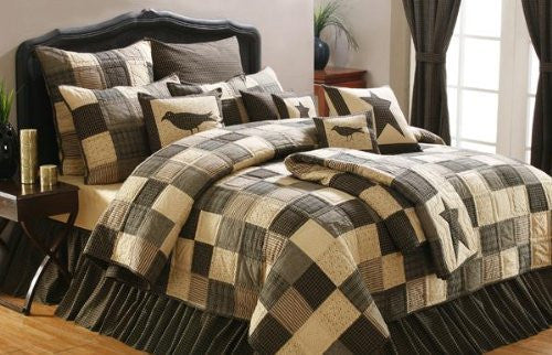 Kettle Grove Luxury King Quilt 120x105""