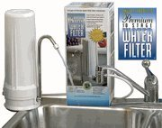 10-Stage Plus Countertop Filter System