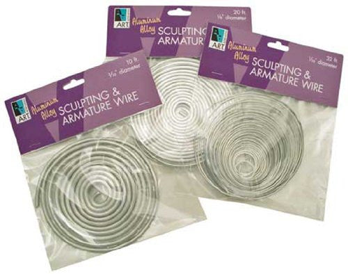 Armature Wire 1/8 X 20 ft.