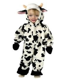 Cuddly Cow Infant CSTM Small (6-12 mos.)