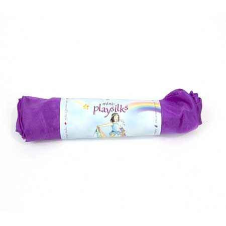Mini Playsilk Purple