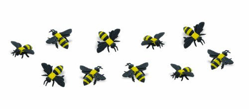 Bumble Bees Good Luck Minis 192 Pieces per Package