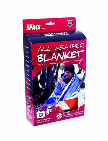 All Weather Blanket - Orange