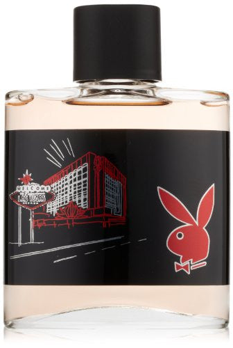 PLAYBOY, Vegas 3.4 oz. After Shave Lotion