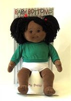 Baby Bottoms Black Girl with Potty
