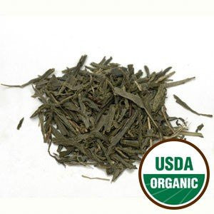 Sencha Leaf Tea Organic (China), 1 lb