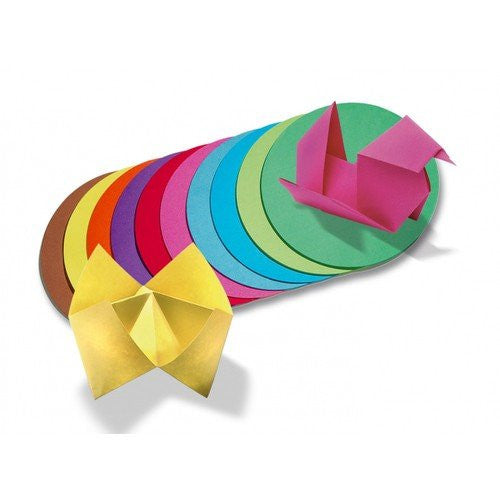 Global Art ORIGAMI CIRCLE6IN 10 CLR 500SH