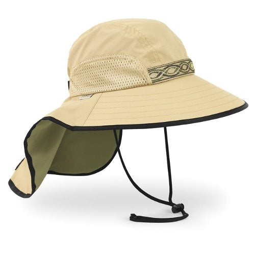 Adventure Hat, Tan/Chaparral, Medium