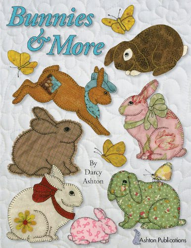 Bunnies & More (Bunny Patterns to Applique and Embroider)