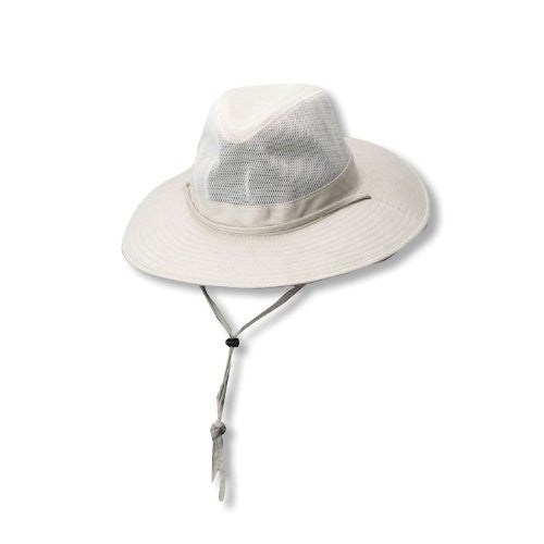 DPC Outdoors Solarweave Treated Cotton Hat (Oatmeal / Medium)