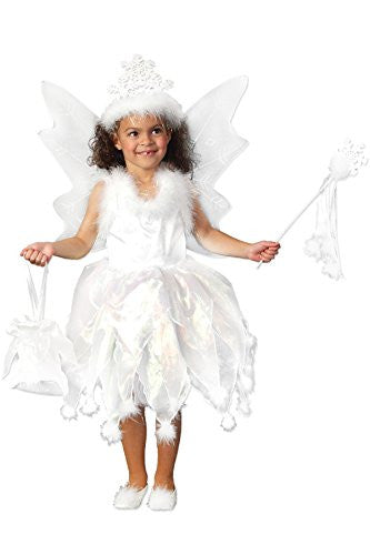 Snowflake Fairy Dress Only S(6)