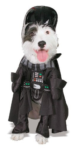 Darth Vader Pet Costume - Extra Large