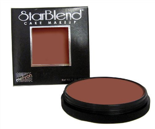 Mehron Star Blend Cake Makeup Dark Egyptian