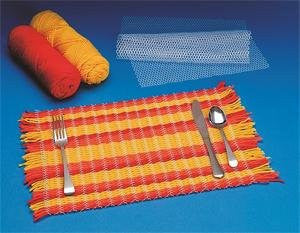 "Weaving Placemat Craft Kit - 11"" x 14"" (Pack of 12)"