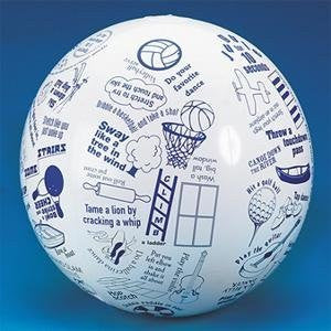 Toss 'n Talk-About® Movement Ball, 24-Inch