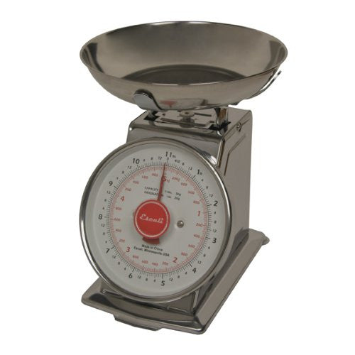 Mercado, Dial Scale with Plate, 11 Lb / 5 Kg.