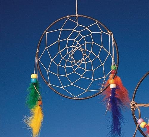 Native American Dream Catcher Craft Kit (Pack of 15)