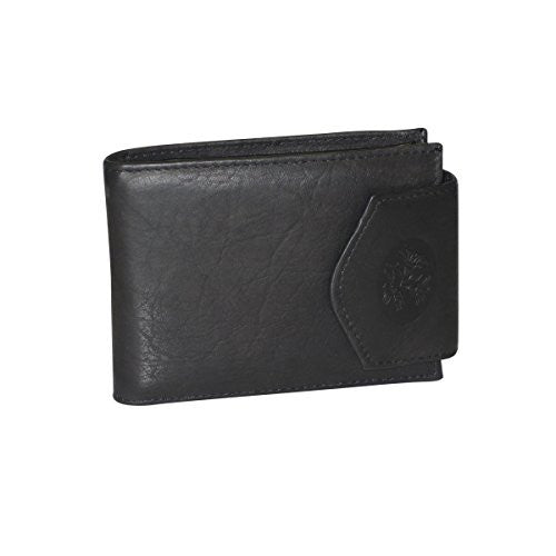 Buxton Heiress Convertible Billfold - Black