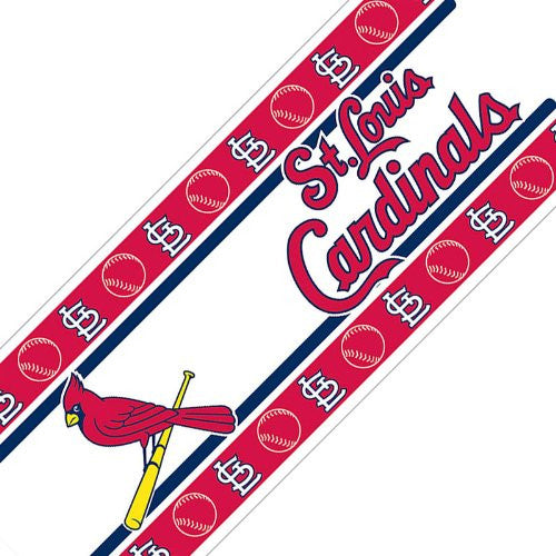 WALL BORDER St Louis Cardinals - Color Multi - Size 0,5x15