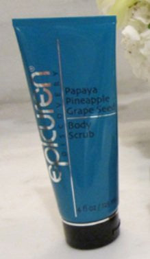 Papaya Pineapple Grape Seed Body Scrub 4 fl oz