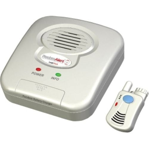Freedom Alert Newest DECT Model Personal 911 Emergency Response System