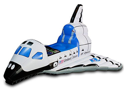Aeromax Jr. Space Explorer Inflatable Space Shuttle