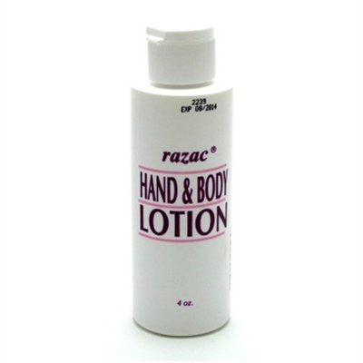 Razac Hand & Body Lotion 4oz