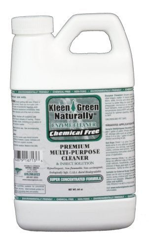 Kleen Green Naturally - 64 oz Concentrated Formula
