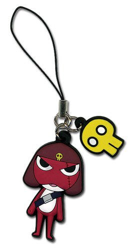 Sergeant Frog Giroro PVC Cell Phone Charm