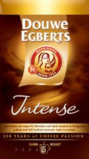 Douwe Egberts Intense Ground Coffee 250g