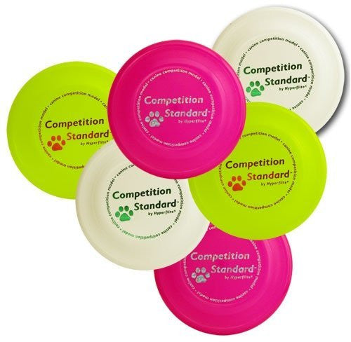 Competition Standard Disc - Pack of 6