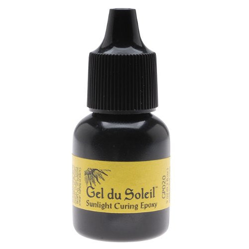 Gel Du Soleil Sunlight Curing Epoxy, .3oz