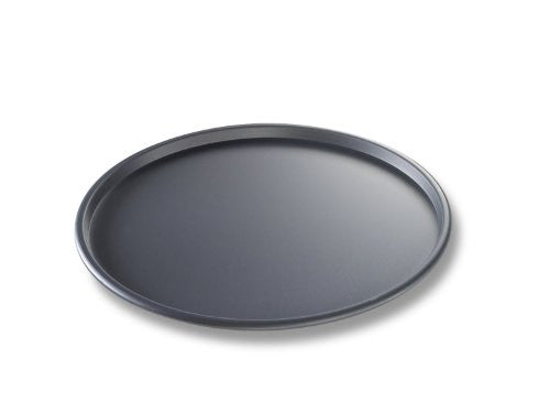 "12"" Thin Crust Pizza Pan (Hard Anodized - 1/2"" Deep)"