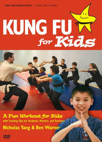 DVD: Kung Fu for Kids by Ben Warner & Nicholas C. Yang