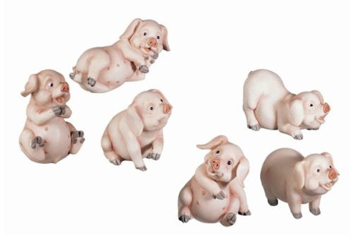 Little Pigs H: 3 1/4""