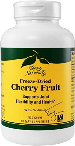 Terry Naturally Cherry Fruit Extract, 120 Capsules