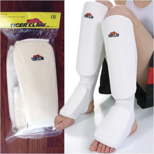 Cloth Shin-Instep, Child Large