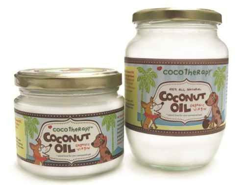 Organic Virgin Coconut Oil 8 fl oz