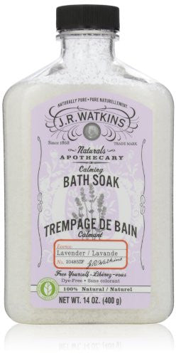 Specialty Bath Calming Bath Soak, Lavender - 14 OZ